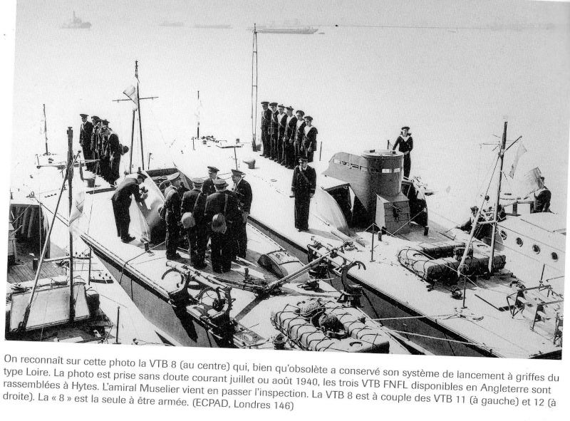 Vedettes lance torpilles françaises 1940  Img24310
