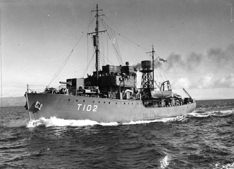 Vedettes lance-torpilles PT-BOATS (Pacifique) - Page 2 Kiwi110