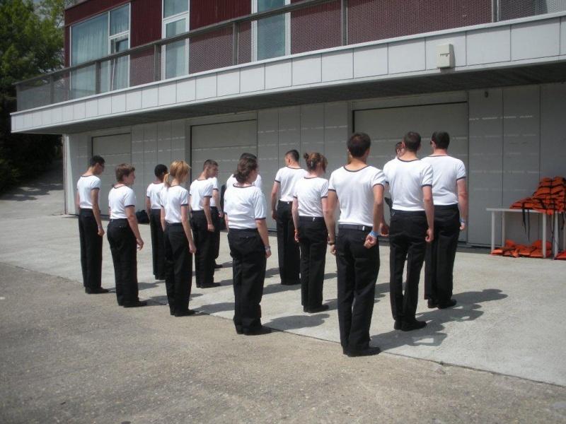 Journée des Cadets de Bruxelles Les_fa16
