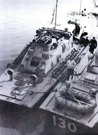 Vedettes lance-torpilles  (ROYAL NAVY) Mgb24210