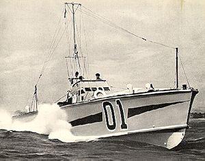 Vedettes lance-torpilles  (ROYAL NAVY) Mtb01110