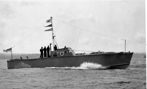 Vedettes lance-torpilles  (ROYAL NAVY) Mtb20011