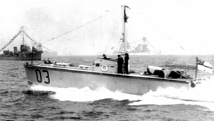 Vedettes lance-torpilles  (ROYAL NAVY) Mtb20012