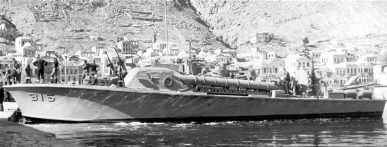 Vedettes lance-torpilles  (ROYAL NAVY) Mtb20015