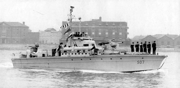 Vedettes lance-torpilles  (ROYAL NAVY) Mtb20016