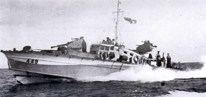 Vedettes lance-torpilles  (ROYAL NAVY) Mtb20410