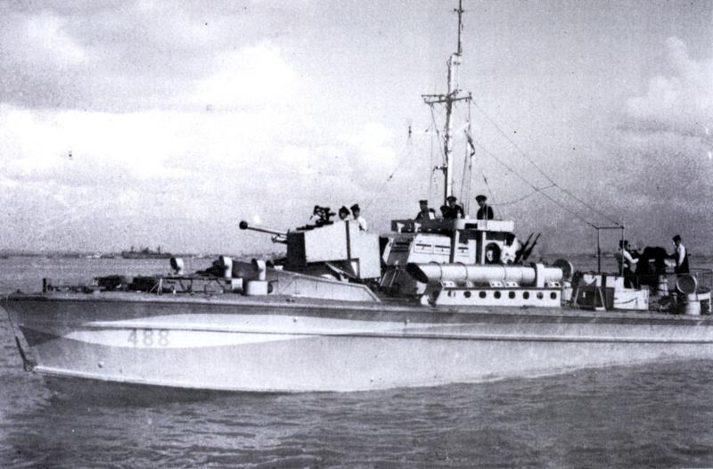 Vedettes lance-torpilles  (ROYAL NAVY) Mtb20411