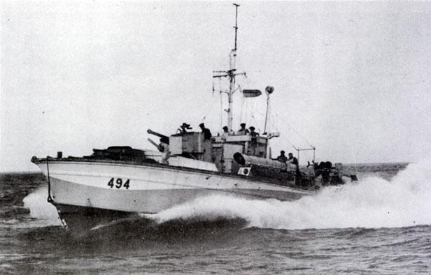 Vedettes lance-torpilles  (ROYAL NAVY) Mtb20412
