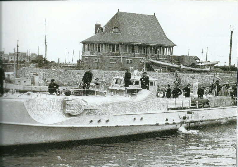 Schnellboot  ( Vedettes lance-torpilles) - Page 7 Numari22