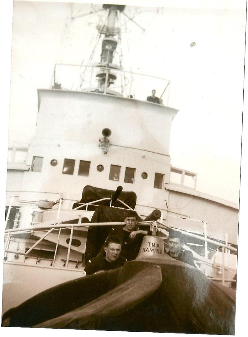 photos de LEVERD Georges  GIGI (parti 2) Kamina Numari30
