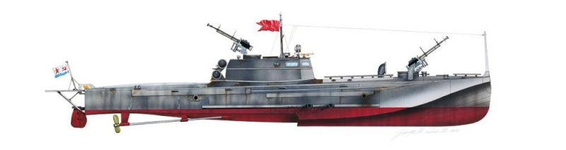 histoire des torpedo de 1863 à 1945 Photoz22