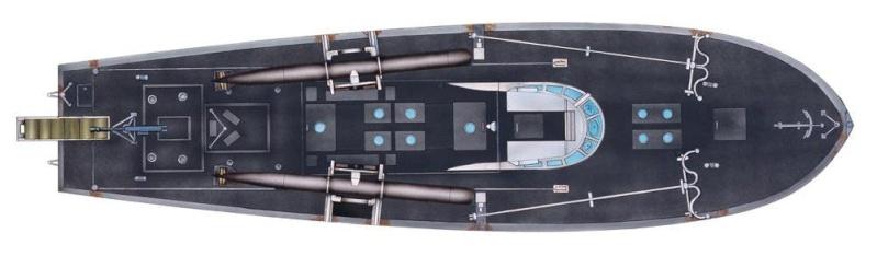 histoire des torpedo de 1863 à 1945 Photoz26