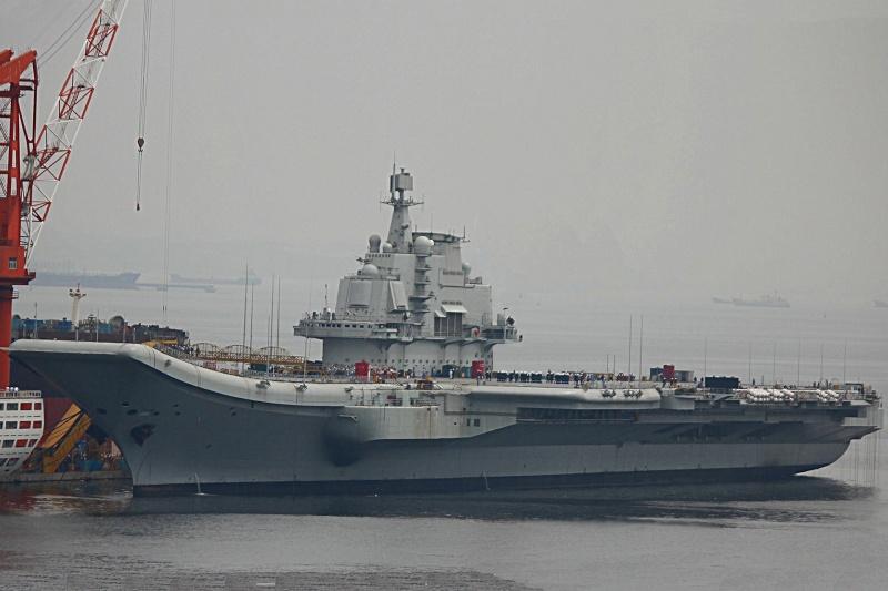 Marine chinoise - Chinese navy - Page 4 Porte-11