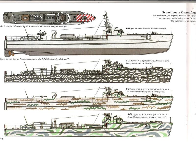 Schnellboot  ( Vedettes lance-torpilles) Rad9ff10