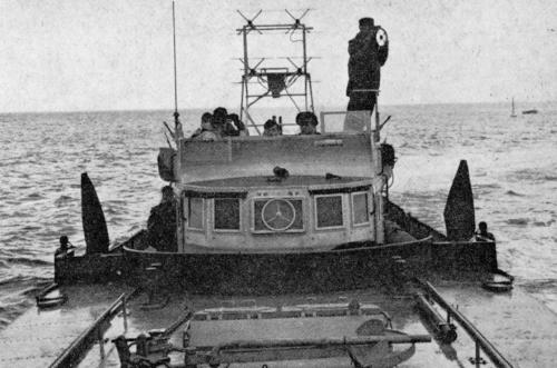 Schnellboot  ( Vedettes lance-torpilles) Radar110