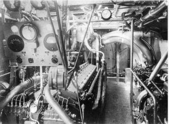 Schnellboot  ( Vedettes lance-torpilles) Sengin12