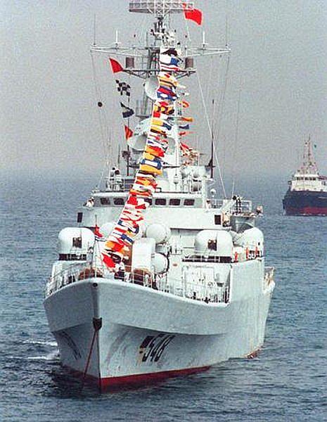 Marine chinoise - Chinese navy - Page 4 Type-011