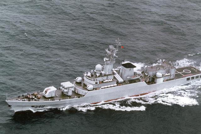 Marine chinoise - Chinese navy - Page 4 Type-012