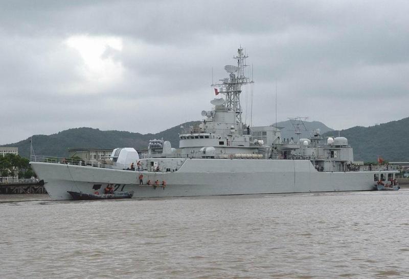 Marine chinoise - Chinese navy - Page 4 Type-016