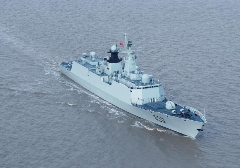 Marine chinoise - Chinese navy - Page 4 Type0510