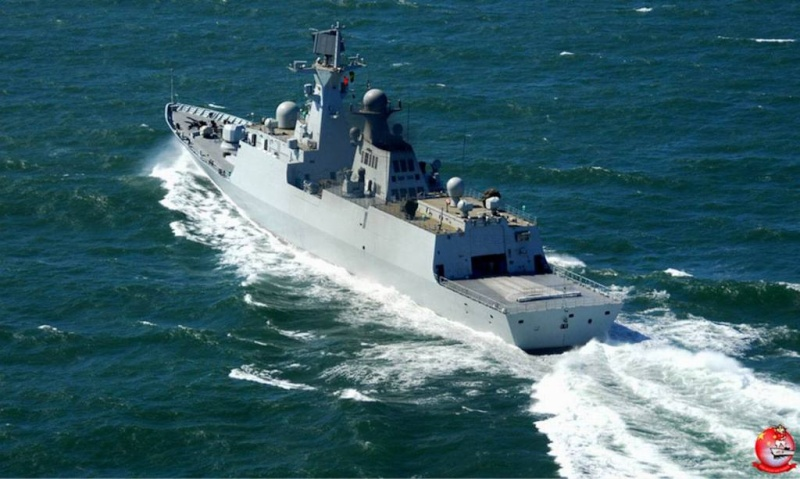 Marine chinoise - Chinese navy - Page 4 Type0514