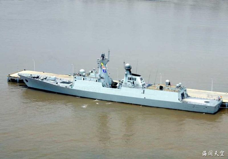 Marine chinoise - Chinese navy - Page 4 Type0515