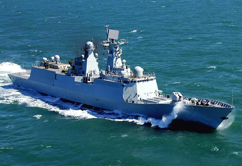 Marine chinoise - Chinese navy - Page 4 Type0517