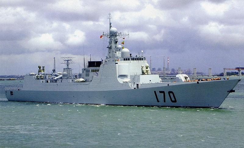 Marine chinoise - Chinese navy - Page 5 Type0521