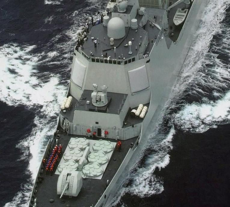 Marine chinoise - Chinese navy - Page 5 Type0522