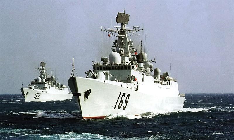 Marine chinoise - Chinese navy - Page 5 Type0524