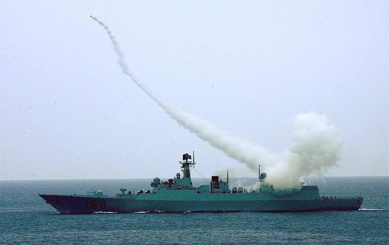 Marine chinoise - Chinese navy - Page 5 Type0527