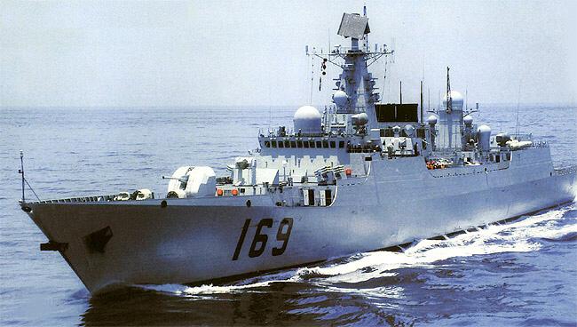 Marine chinoise - Chinese navy - Page 5 Type0528