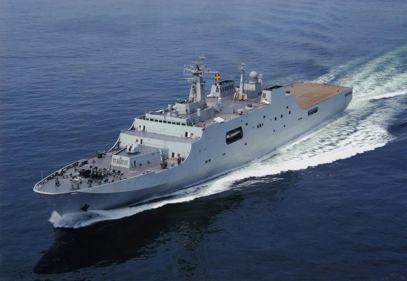Marine chinoise - Chinese navy - Page 4 Type0710