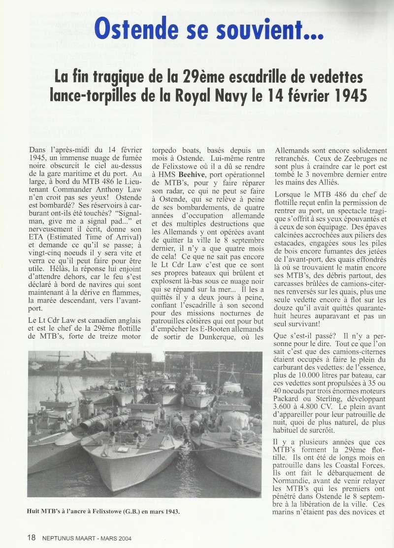 ostende , le 14 fevrier 1945 Vedett10