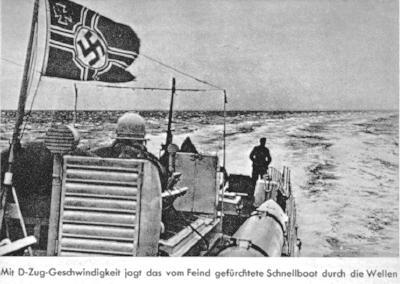 Schnellboot  ( Vedettes lance-torpilles) Ventil11