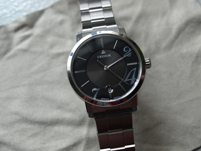 "une montre au ""minimalisme impeccable"" ? Credor10"