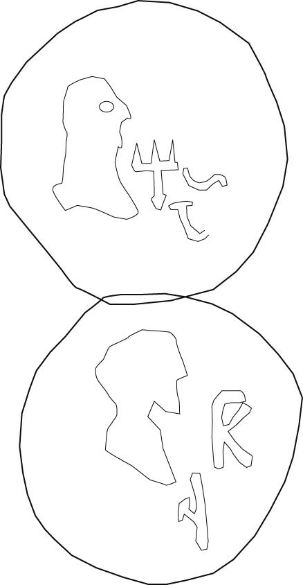 Rheskuporis IV et Gallien  -Bosphore Sans_t22