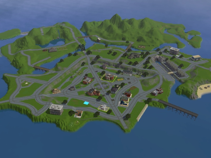 New World WIP - Spider Island - Released Scree309