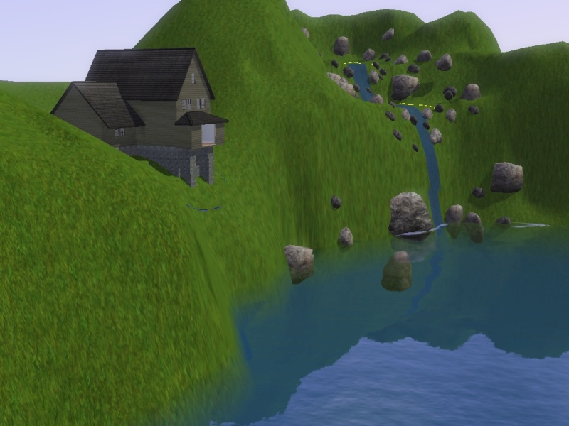 New World WIP - Spider Island - Released Scree312