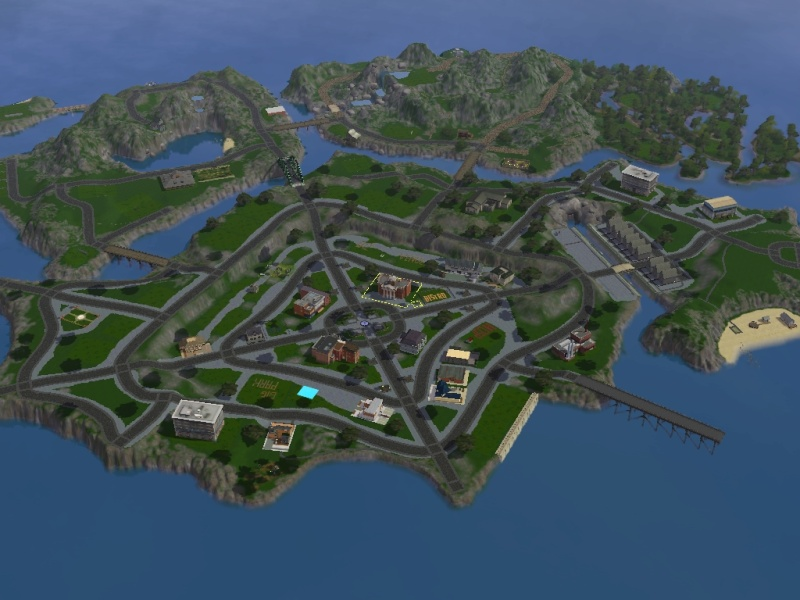 New World WIP - Spider Island - Released Scree321
