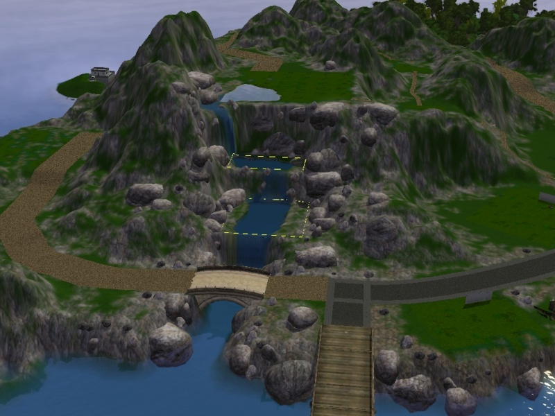 New World WIP - Spider Island - Released Scree324