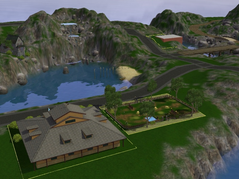 New World WIP - Spider Island - Released Scree325