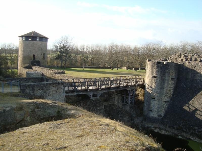 Ville, citadelle et château de Parthenay Dsc02411