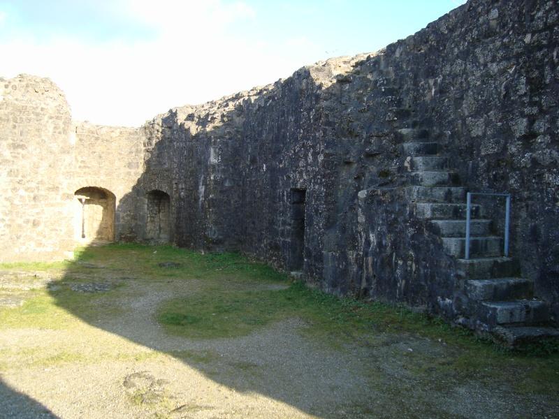Ville, citadelle et château de Parthenay Dsc02413