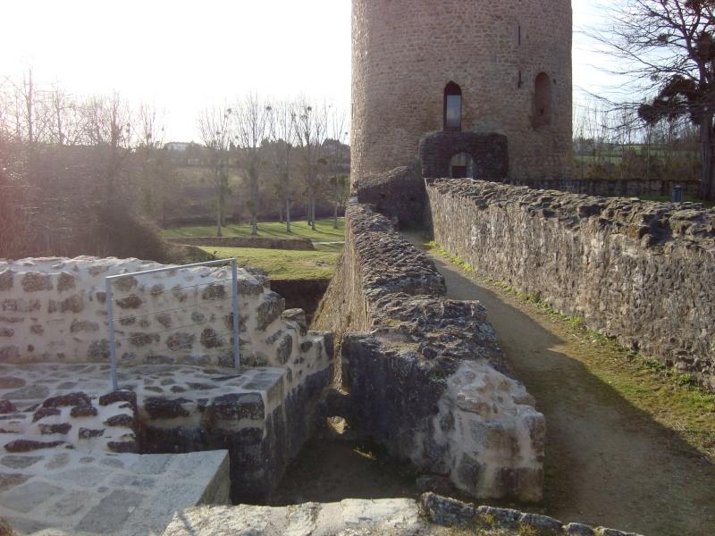 Ville, citadelle et château de Parthenay Dsc02418