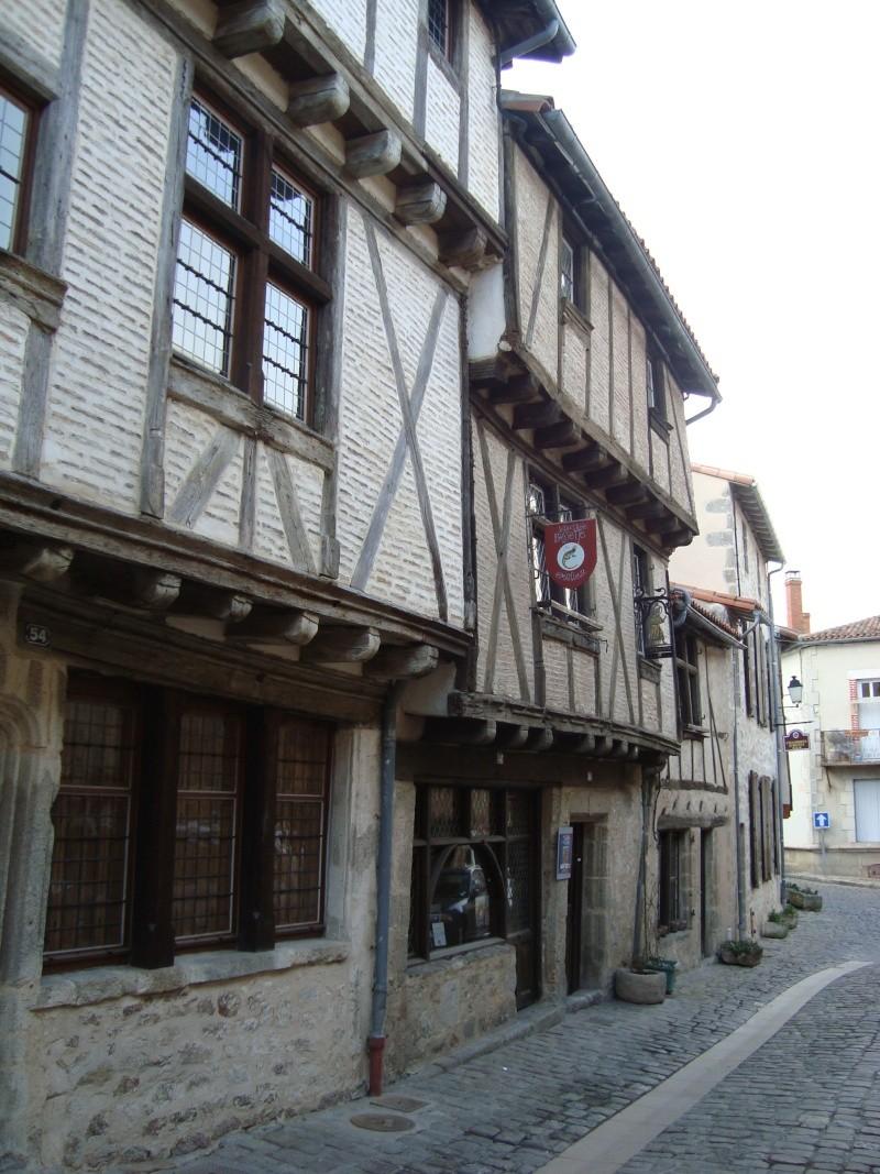 Ville, citadelle et château de Parthenay Dsc02424