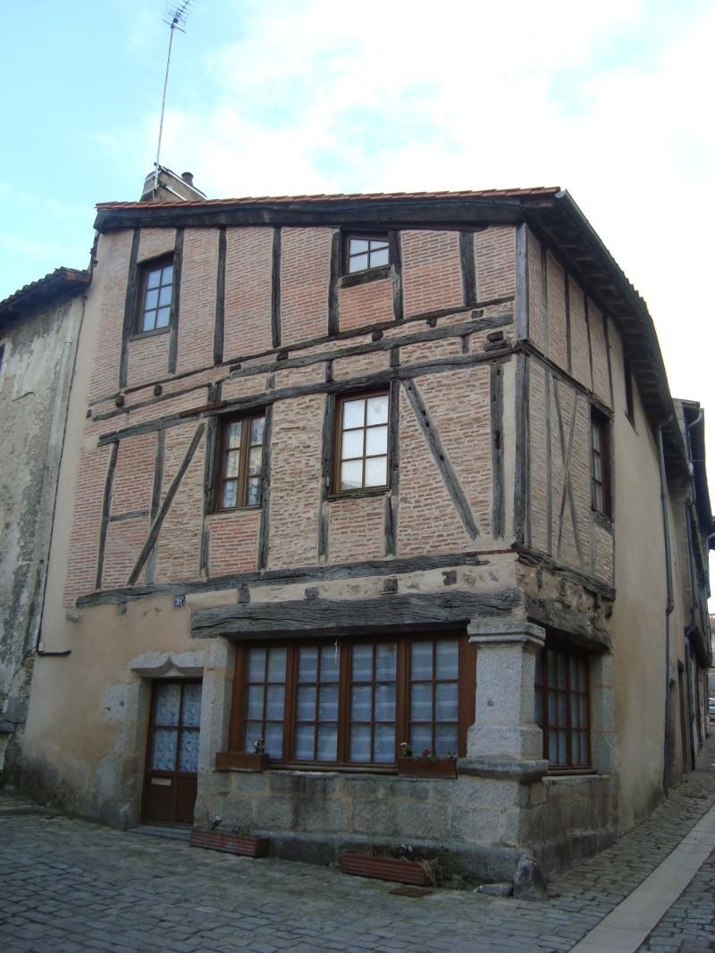 Ville, citadelle et château de Parthenay Dsc02427