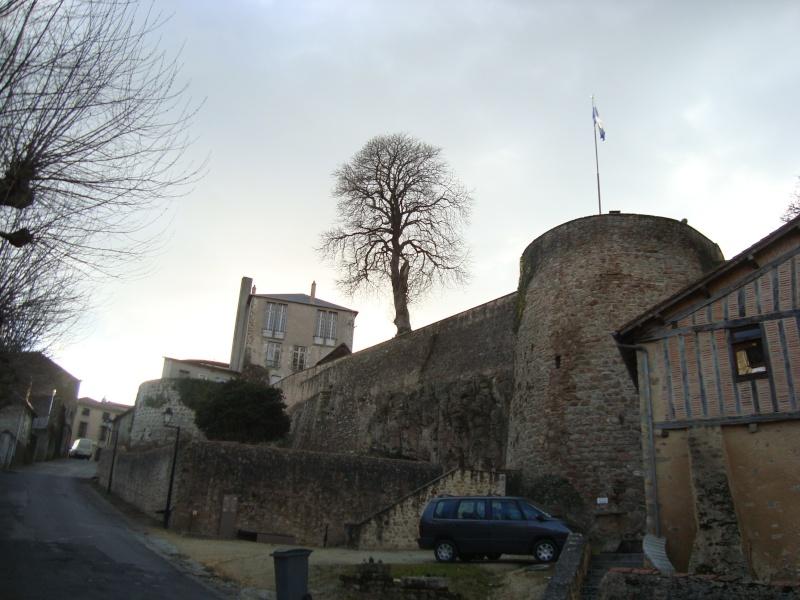 Ville, citadelle et château de Parthenay Dsc02428