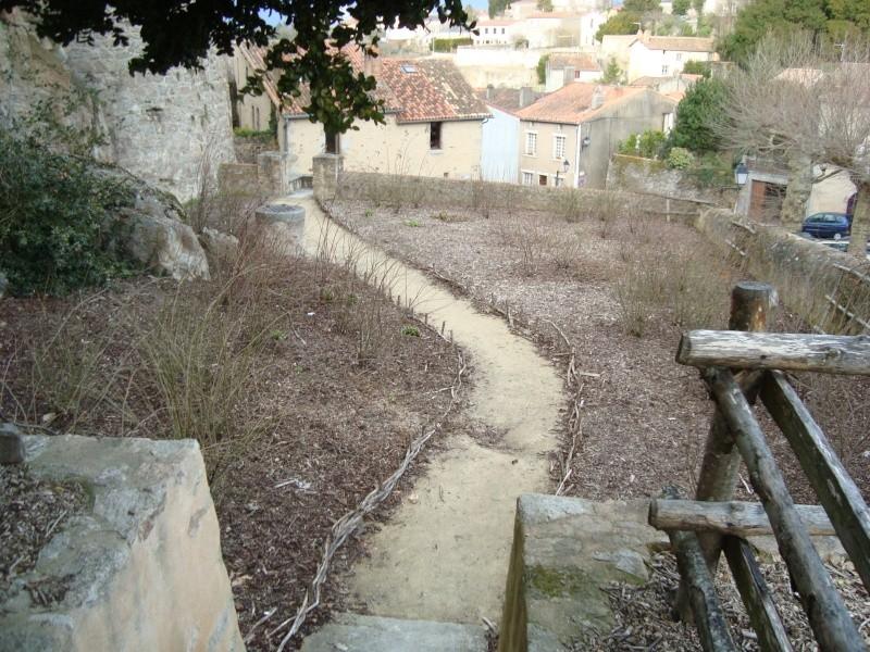 Ville, citadelle et château de Parthenay Dsc02429