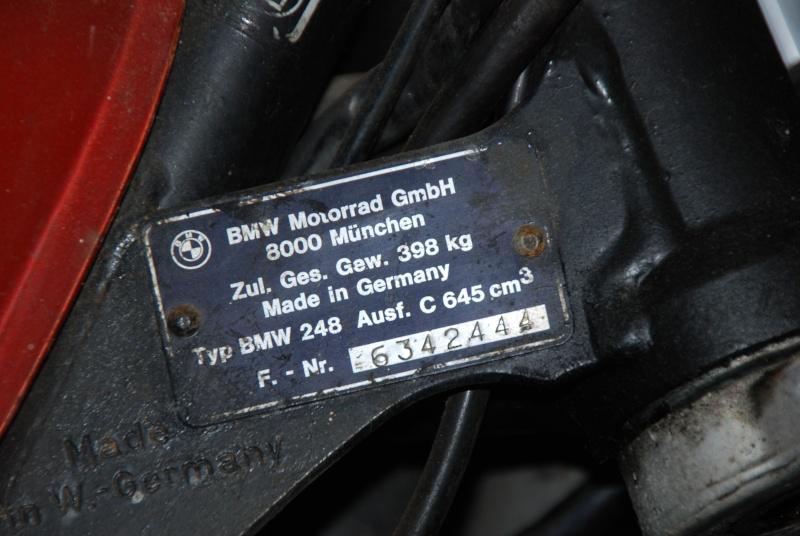 R65 de 1979 Bmw_r621
